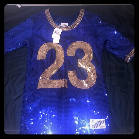 538f519e Jeremy Scott x Adidas Dresses | Sequin Fb Jerse | Poshmark
